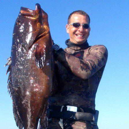 Teoretični tečaj podvodnega ribolova