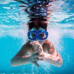 Tečaj potapljanja na dah za otroke