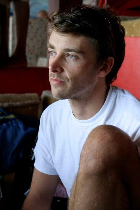 Matej Bergoc apnea H2O team